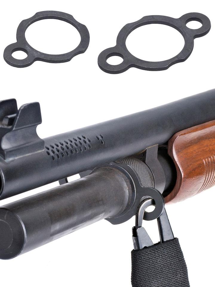 Mesa Tactical clip-style QD sling plates