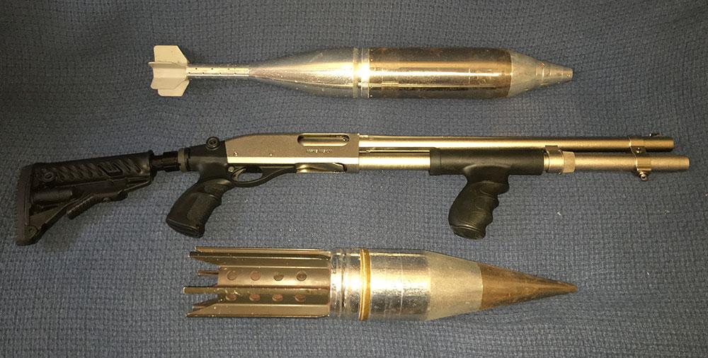 Remington 870 Marine Magnum