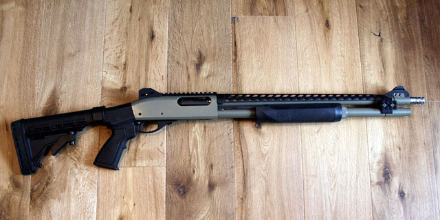 Remington 870 20 Gauge
