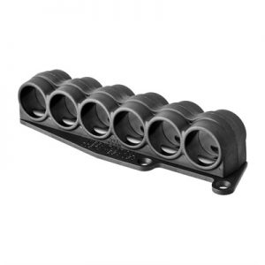 Side Saddle Shell Holder – Compatible with the Remington 870/1100/1187 – 6 Rounds 12-gauge