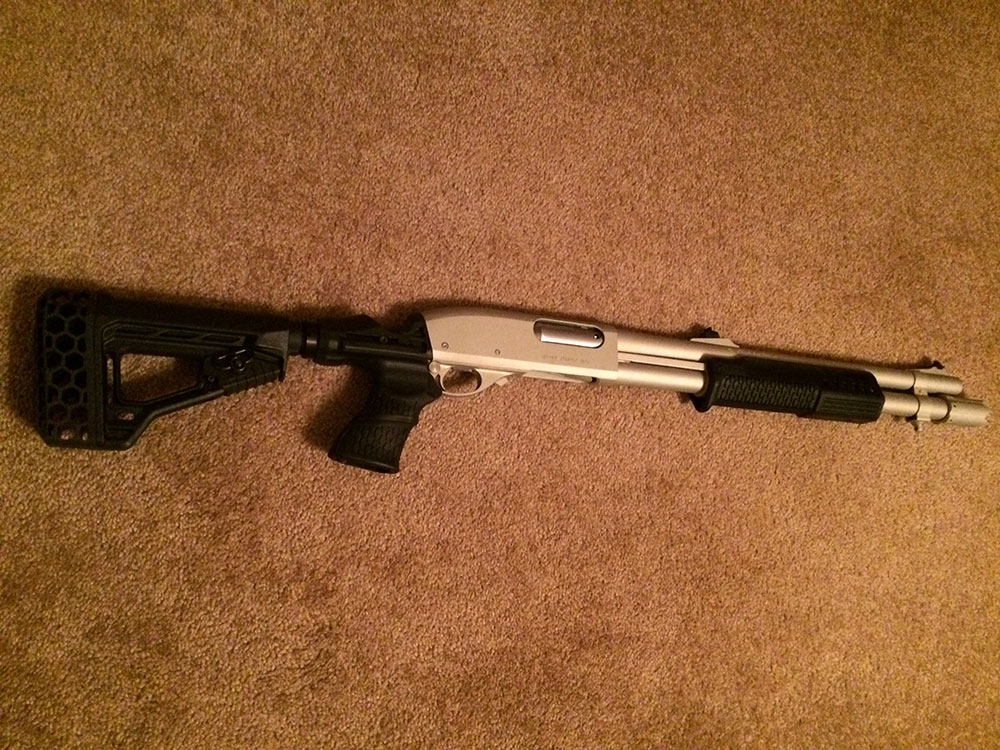 Remington 870 Marine