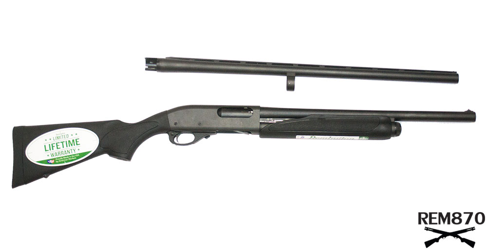 Remington Model 870 Express Combo Synthetic