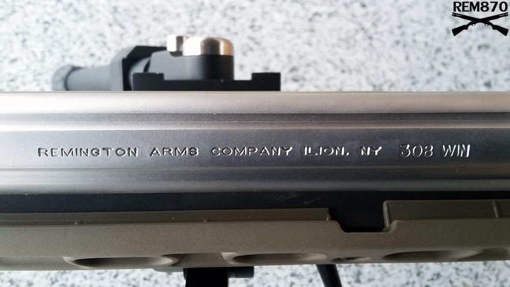 MDT (Modular Driven Technologies - Remington 700 HS3 LA Stock Chassis