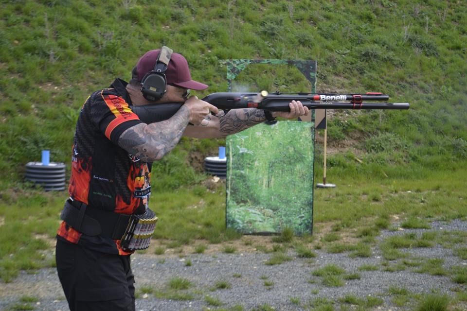 French Shotgun Nationals, 2018