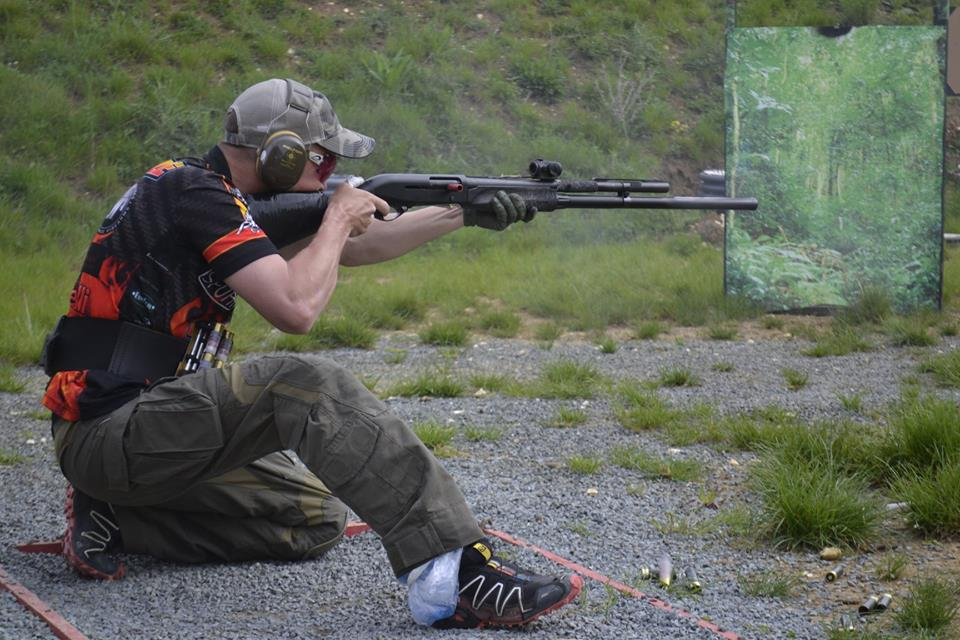 Teemu Rintala, Modified Division, Benelli M2 with Aimpoint Red Dot