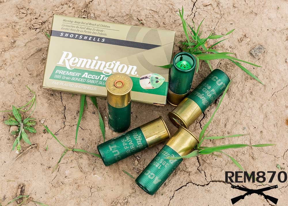 Remington Premier AccuTip Sabot Slug Ammunition