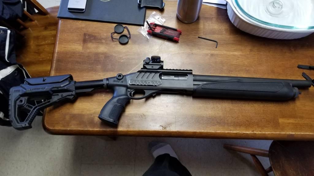 "NEA Remington 870 14"" Barrel"