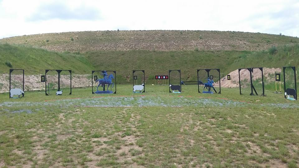 Shotgun World Shoot, 2018, Stages