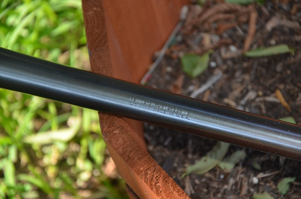 Refinished Barrel - Remington 870