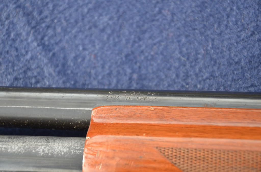 Remington 870, Wingmaster Barrel