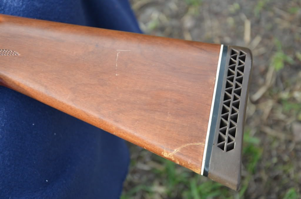 Remington 870, Wingmaster Stock