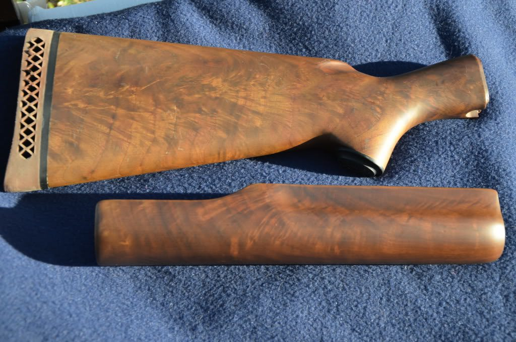 Remington 870 Wood Furniture