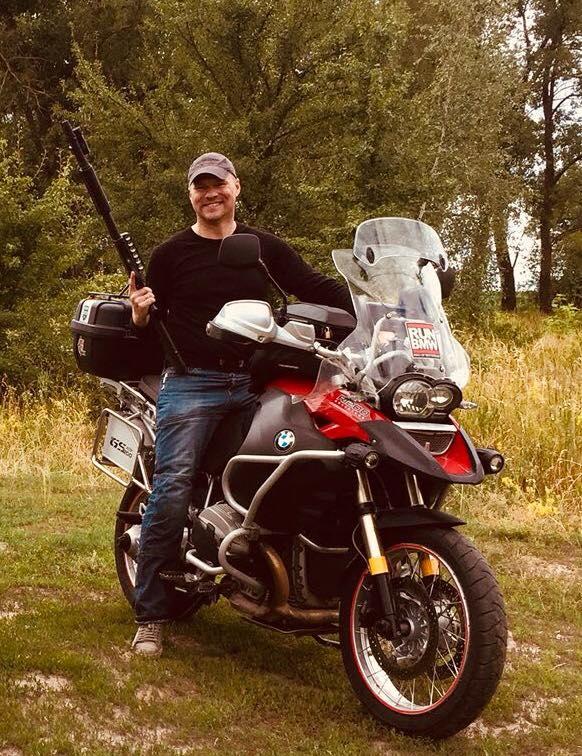 Remington 870 Motorcycle