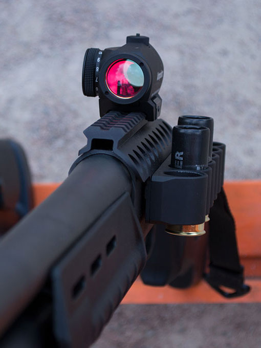 How to Mount a Red Dot Scope to a Remington 870
