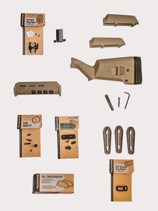 Magpul Stock and Forend