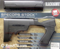Blackhawk! Knoxx Adjustable Recoil Reducing Stock and Forend Review