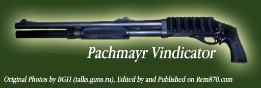 Pachmayr Vindicator Pistol Grip