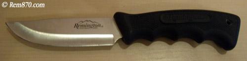 Remington Knife (Sportsman Series, Non-Slip Handle Edition)
