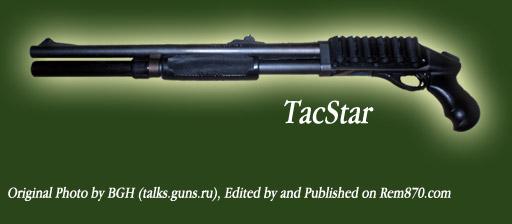 TacStar Shotgun Pistol Grip for Remington 870
