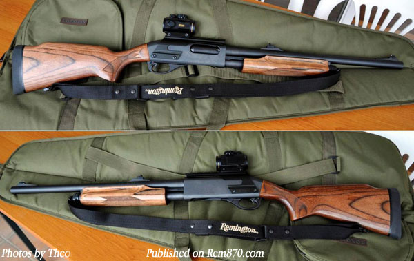 Remington Model 870™ Express® Deer Gun