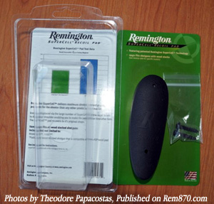 2 Best Recoil Pads for Remington 870: Supercell and Limbsaver