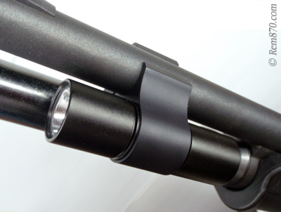 FAB Defense Speedlight Flashlight and CDM Gear Clamp