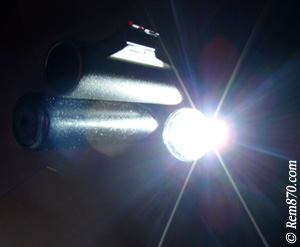 The Importance of a Flashlight on Your Firearm