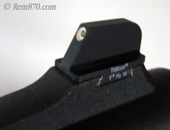 Ameriglo (Trijicon) Tritium Night Sights for Remington 870