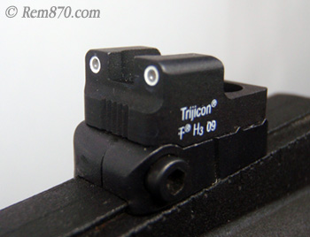 Ameriglo (Trijicon) Tritium Night Sights for Remington 870 Shotgun