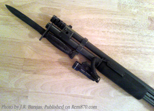 Tactical Remington 870