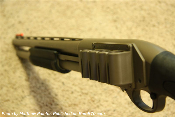 4 Shell Carrier TacStar for Remington 870