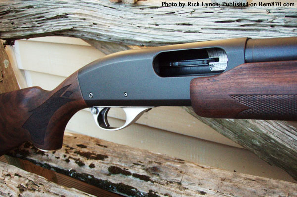Remington 870 Wingmaster Restoration