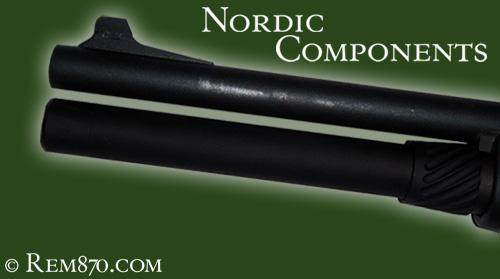 Magazine Extensions for Remington 870 Shotgun (Nordic Components, Choate, TacStar, Remington, ATI)