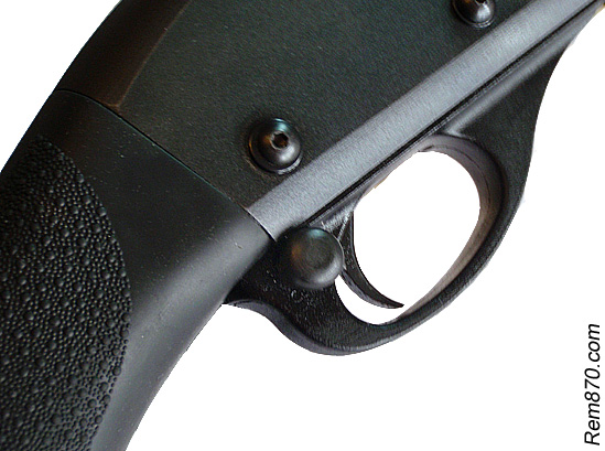 S&J Jumbo Oversized Safety Button for Remington 870