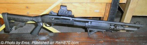 Benelli M3 Shotgun