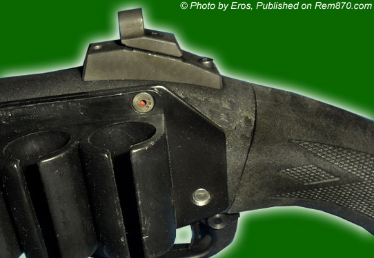 Remington 870 Scattergun Technologies Rear Sight