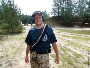 3-Gun Competition (55 round Blackhawk Bandolier)