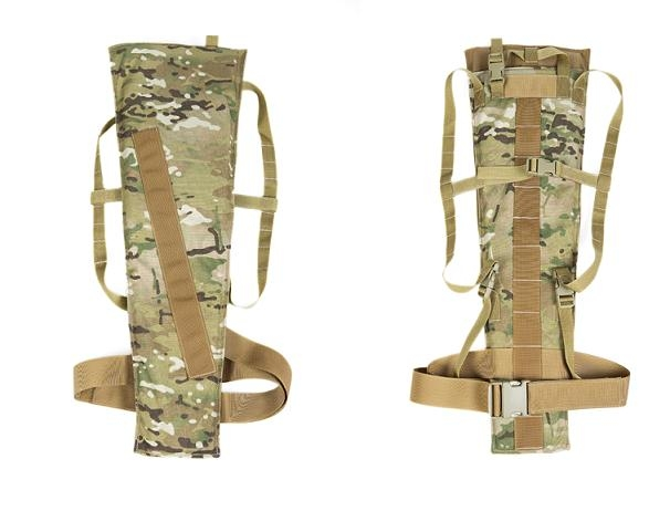 Beez Combat Systems for Remington 870 (Shotgun Scabbard and Chest Rig)