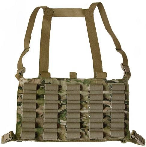 BeezCombatSystems Tactical Shotgun Shell Chest Rig