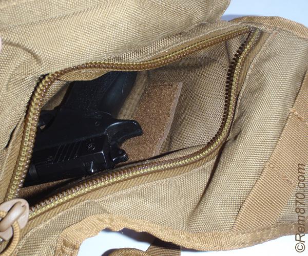 Concealed Carry Pocket