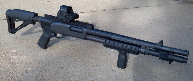 Tactical/Home Defense Remington 870