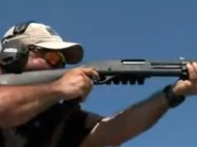 Xe Shotgun Training Course Video (they use Remington 870!)