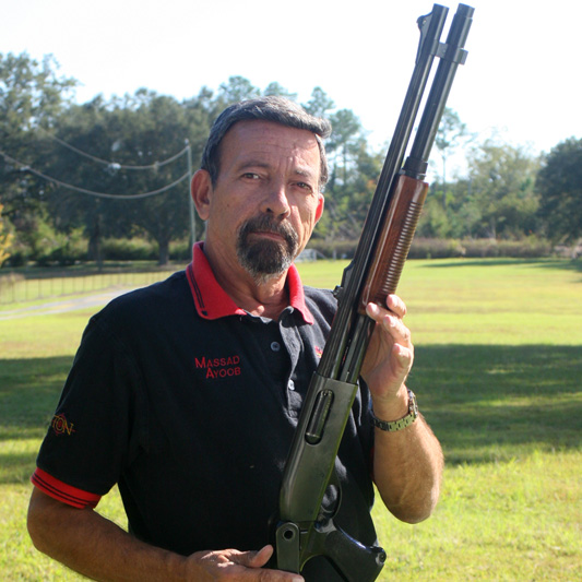 Interview with Massad Ayoob, Firearms and Self-defense Instructor