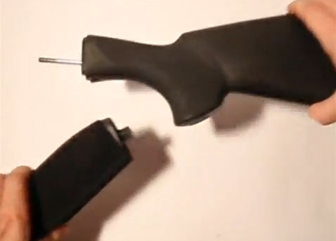 Hogue Stock and Forend Installation on Remington 870