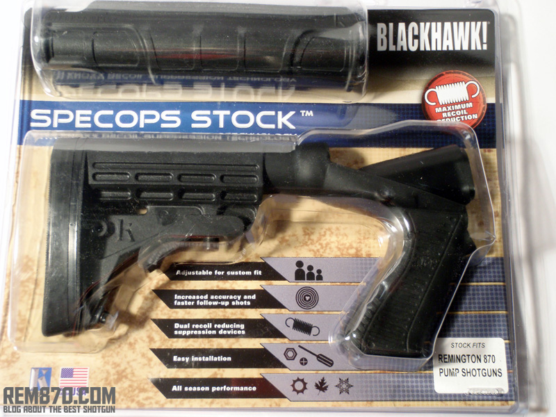 Knoxx SpecOps Stock, Forend and PowerPak Review (Photos and Video)
