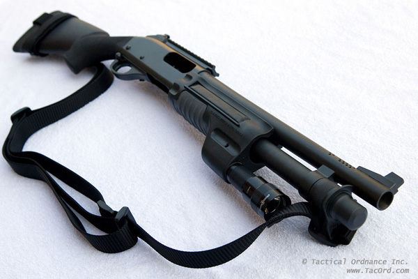 Custom Remington 870 from Tactical Ordnance (Picture from http://www.tacord.com)