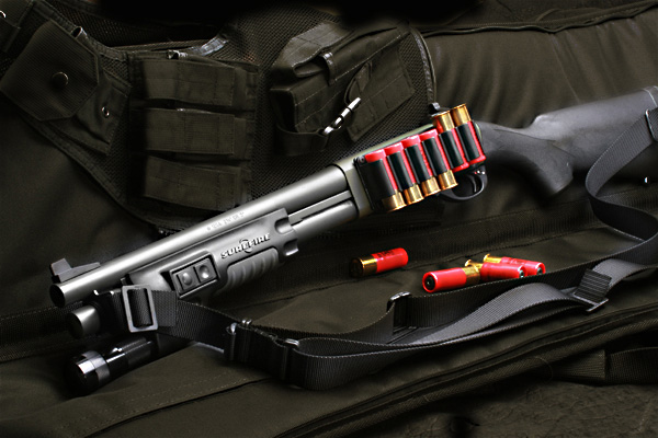 Custom Remington 870 from Wilson Combat (Photo from http://www.wilsoncombat.com)