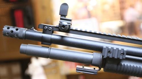 Medusa Tri-Rail for Remington 870