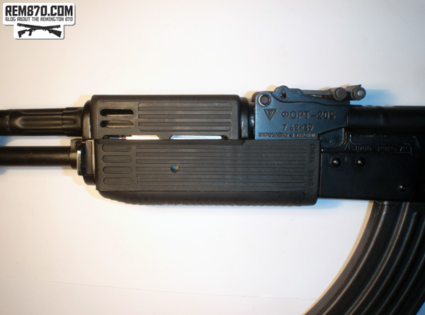 How to Install Tapco Handguards on AK-47