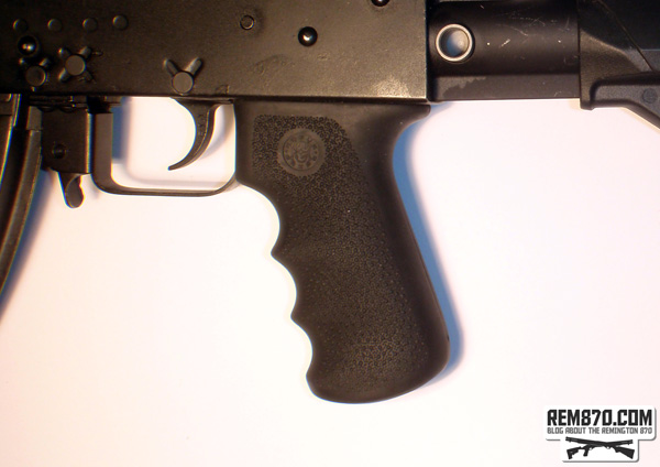 How to Install Hogue Pistol Grip on AK-47